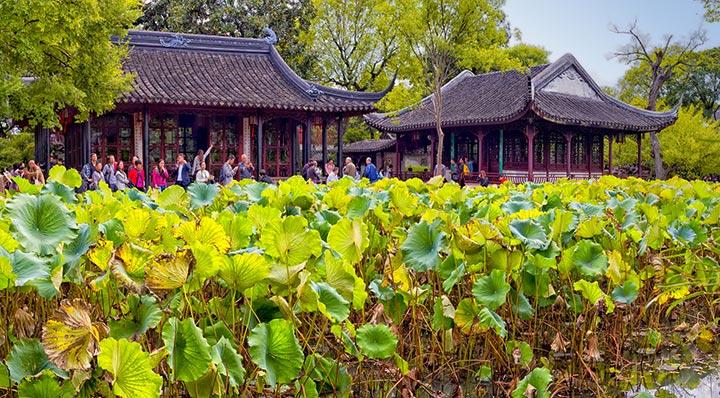 Suzhou: Giardino dell'Umile Amministratore