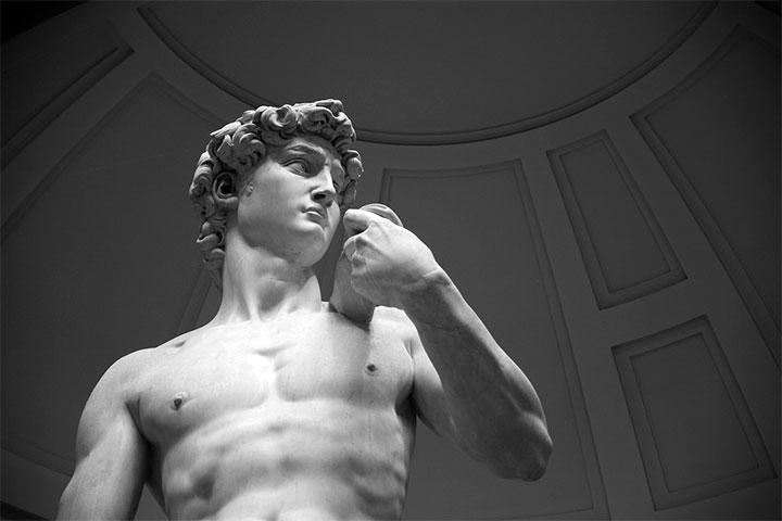 Cosa vedere a Firenze: David Michelangelo