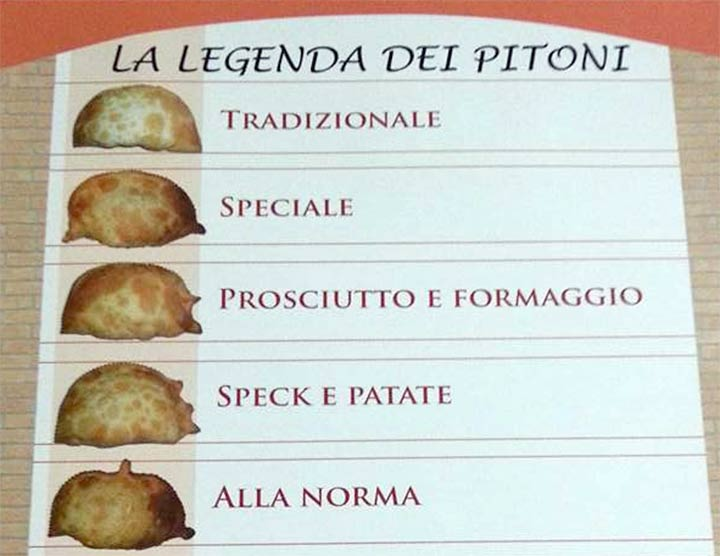 Messina Street Food: La Pitoneria