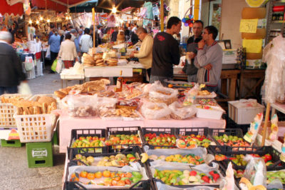 Palermo, mercato Ballarò