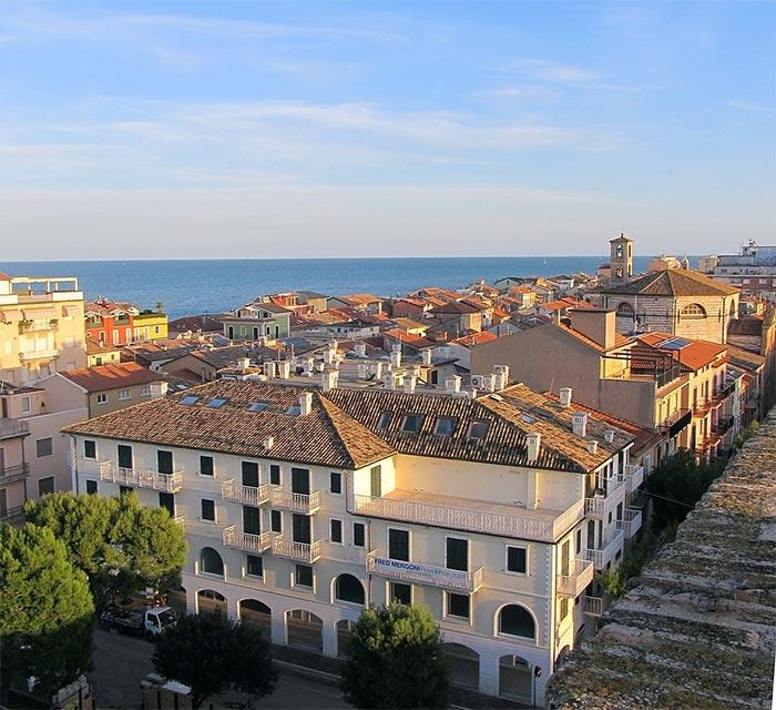 Marche, Porto Recanati