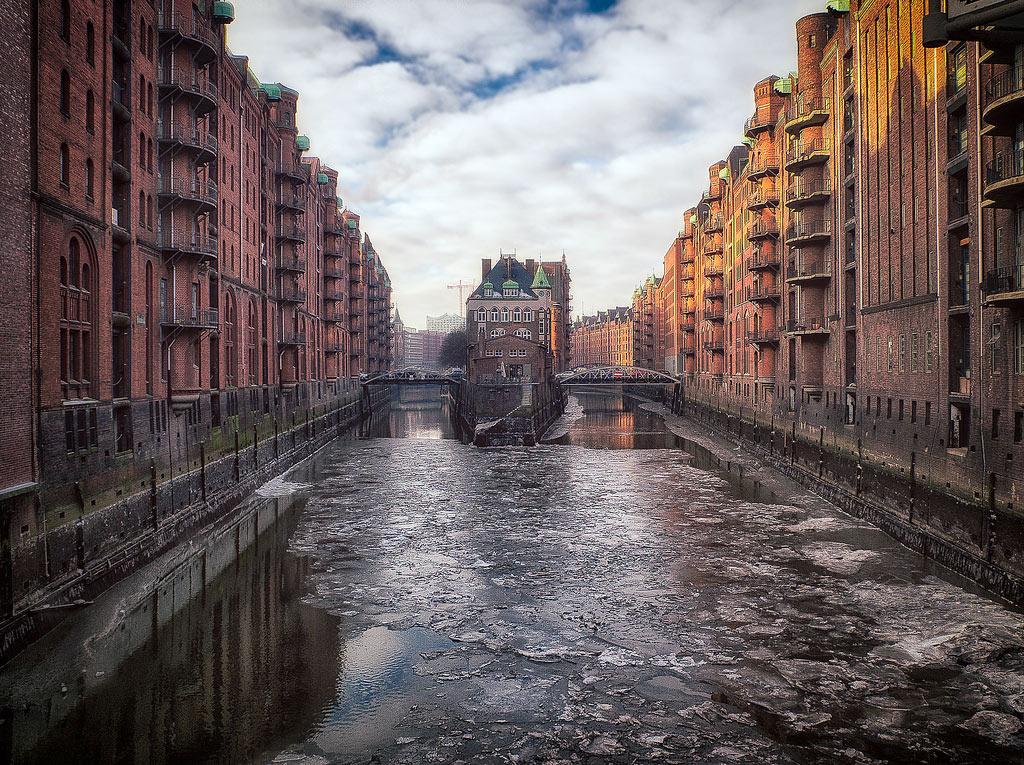 Amburgo, Speicherstadt