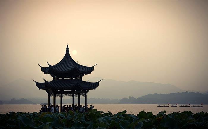 Hangzou, Cina