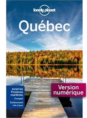 Quebec guida viaggio ebook