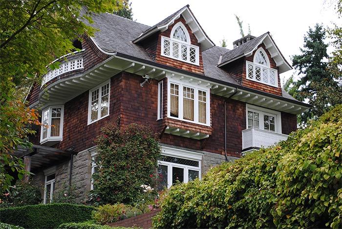 Casa di Kurt Cobain a Seattle