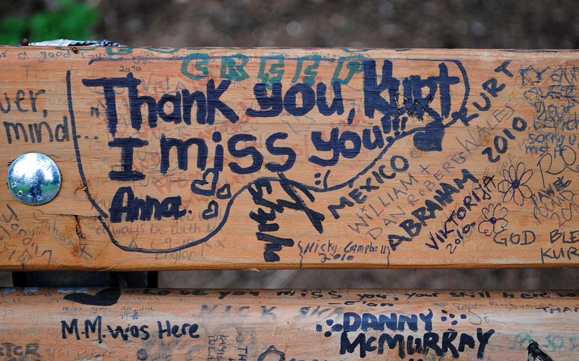 Seattle, il mito di Kurt Cobain