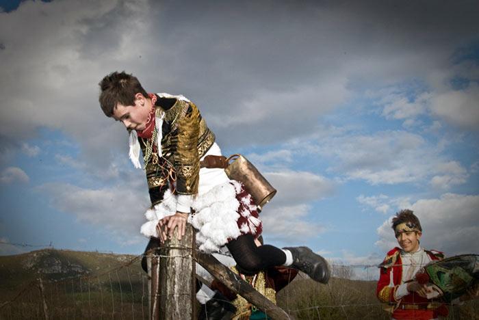 Carnevale in Galizia
