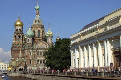 San Pietroburgo, itinerario letterario