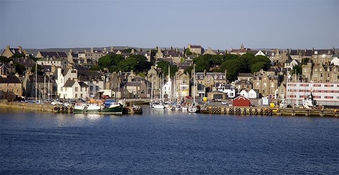 Lerwick, Isole Shetland