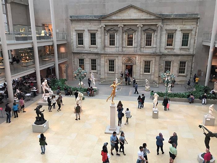 New York, Metropolitan Museum