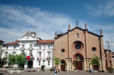 Asti, piazza San Secondo