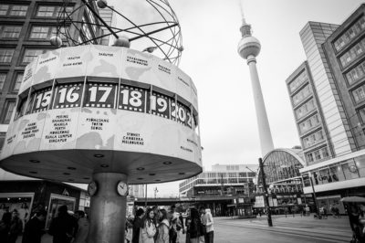 Berlino cosa vedere: Alexanderplatz
