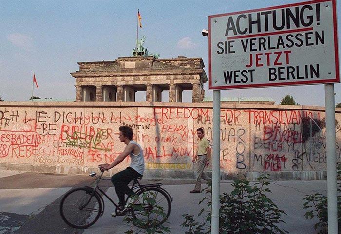Porta di Brandeburgo 1988