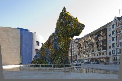 musei di arte contemporanea in Europa. Guggenheim