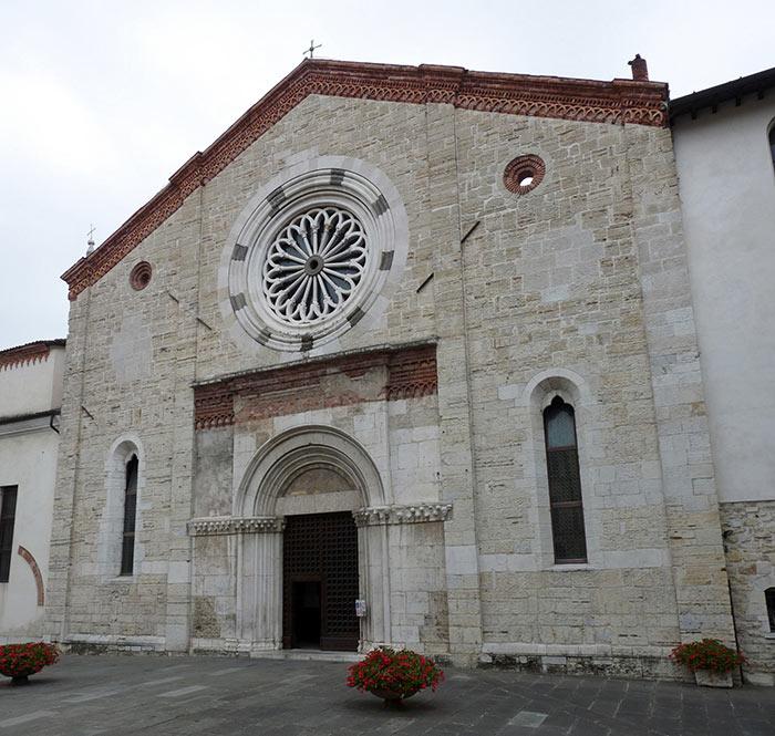 Chiesa di San Francesco di Assisi, Brescia