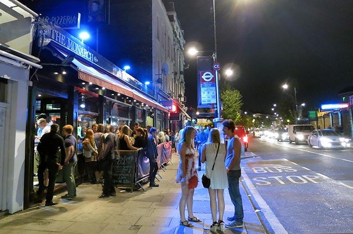 Monarch, Camden Town