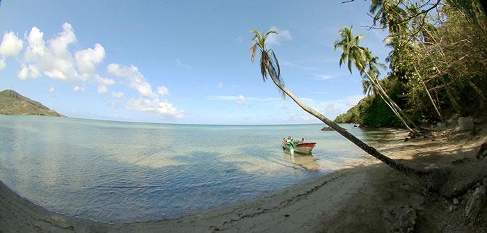 Colombia, spiagge Isola Providencia