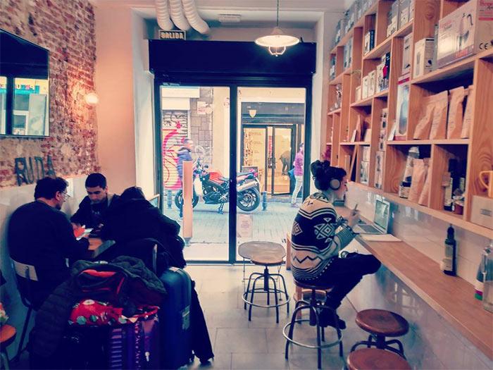 Ruda Café, Madrid