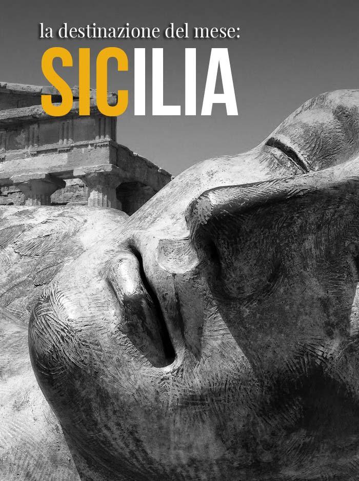 destinazione del mese: Sicilia