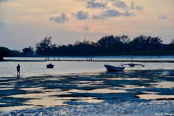 tramonto a watamu