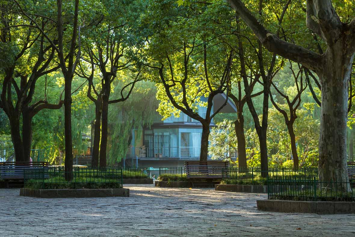 Luxun Park - Shanghai