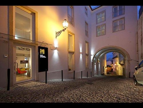 Hotel Alfama Lisbona