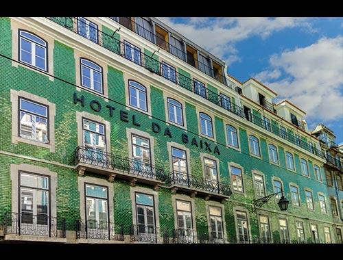 Hotel Baixa Lisbona
