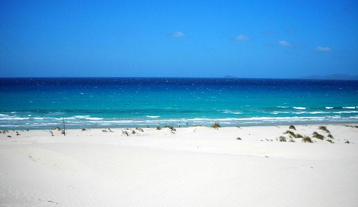 Spiaggia delle Dune, Sardegna