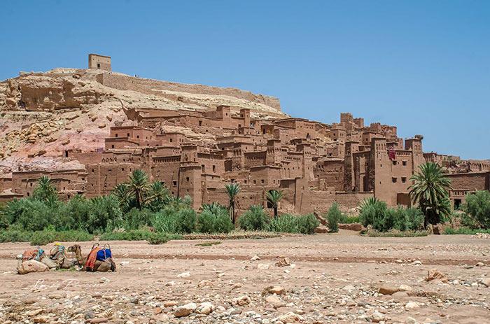 Kasbah Amerhidil, Marocco