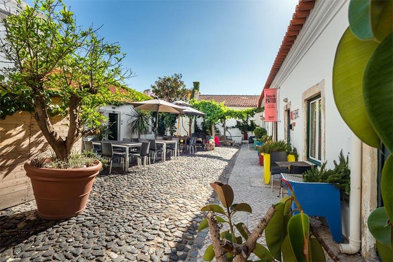 Lisbona dove dormire viaggio nel mondo for Design hotel lisbona