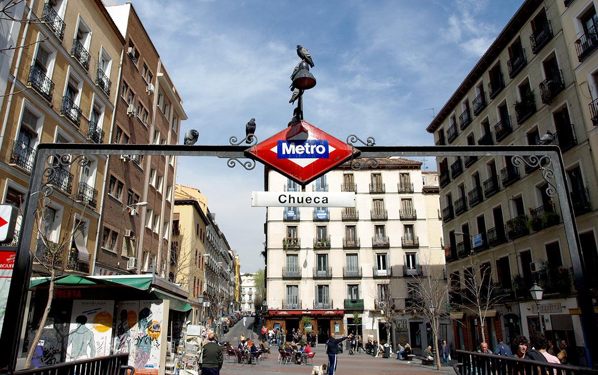 Quartieri di Madrid: Chueca