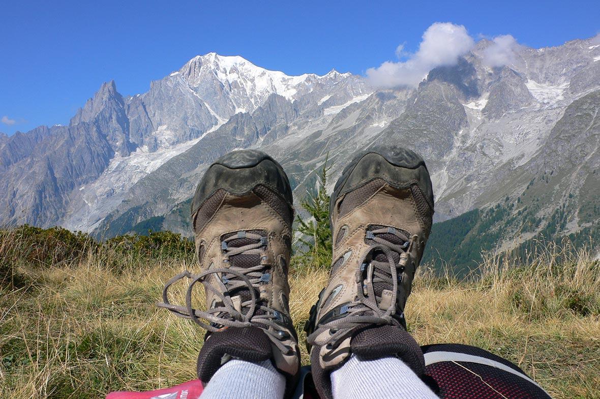 Trekking Monte Bianco