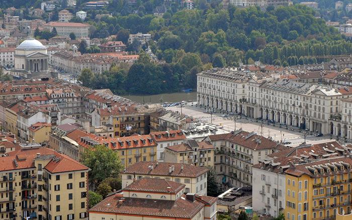 Torino, Piazza Vittorio Veneto