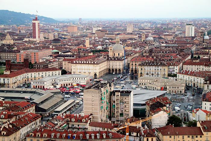 Torino, Porta Palazzo
