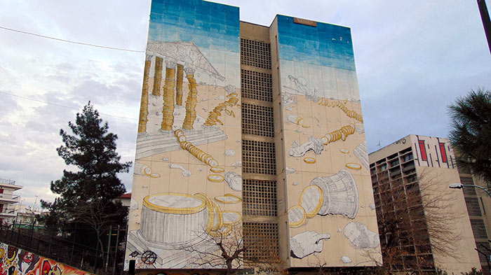 Salonicco Street Art