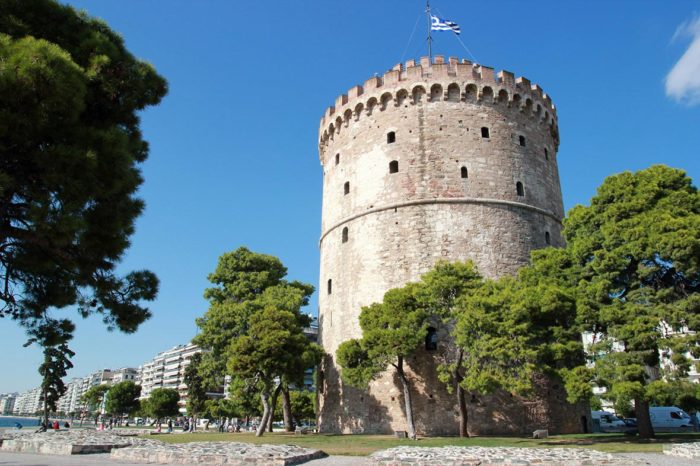 Salonicco, Torre Bianca