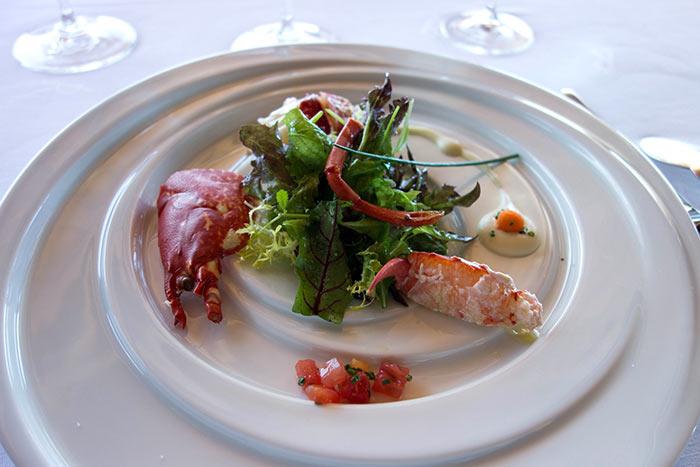 San Sebastian, ristorante stellato Akelarre