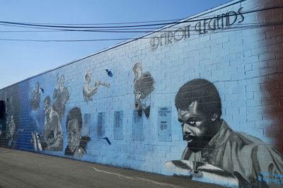 Detroit Sound Itinerario musicale