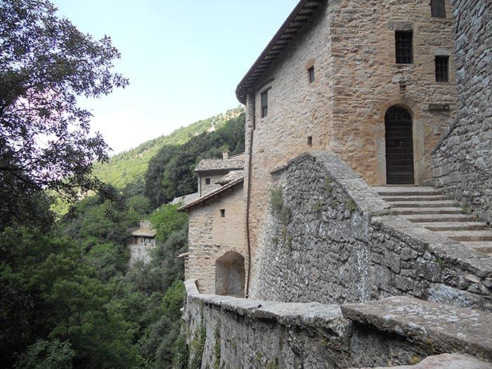 Eremo delle Carceri, Assisi