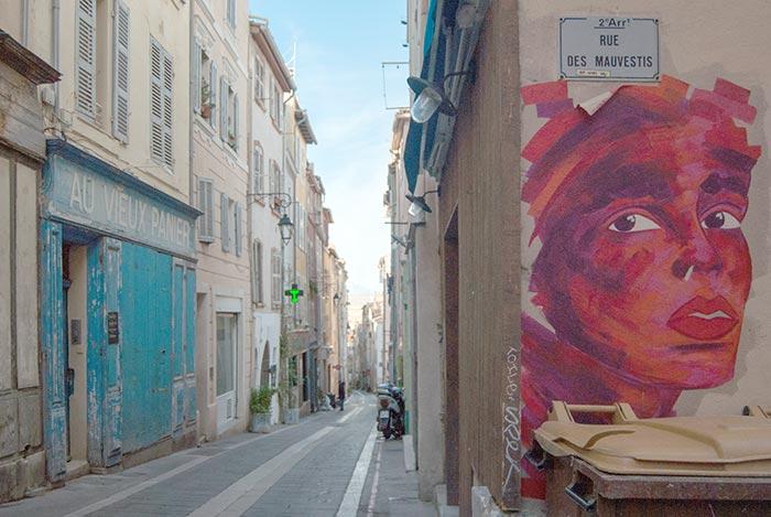 Marsiglia: Le Panier