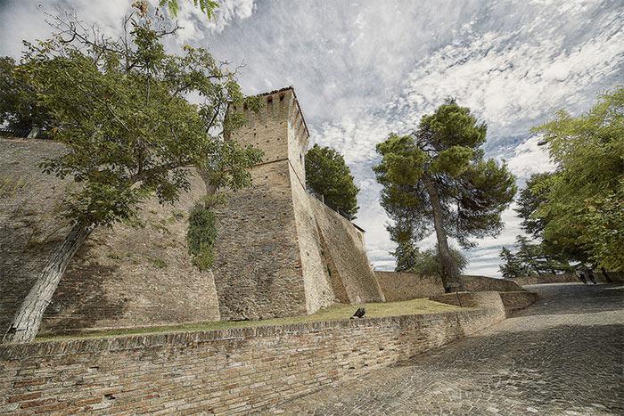 Borghi di Romagna: Montegridolfo