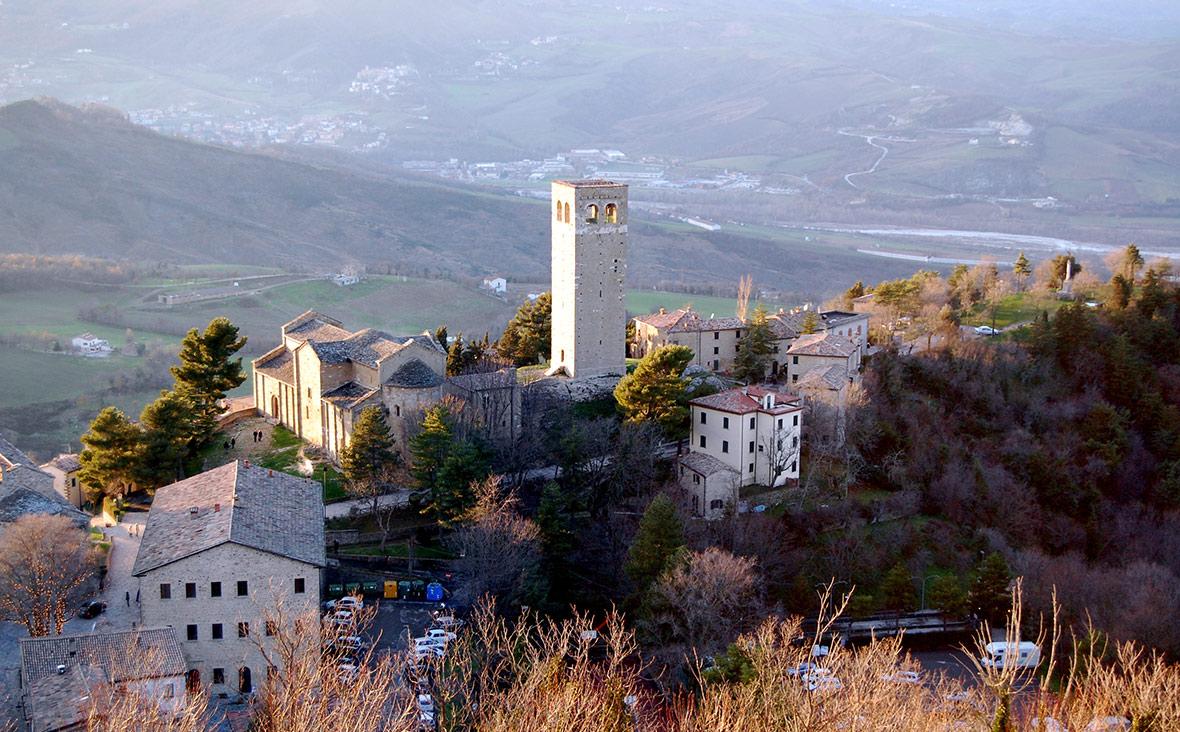 Borghi di Romagna