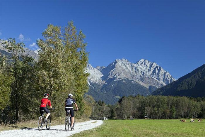 Valle di Anterselva in bicicletta