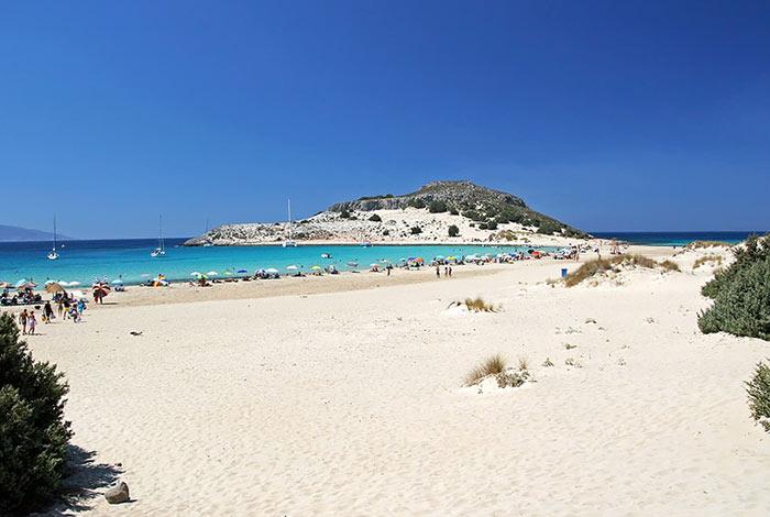 Spiaggia Simos, Elafonisos