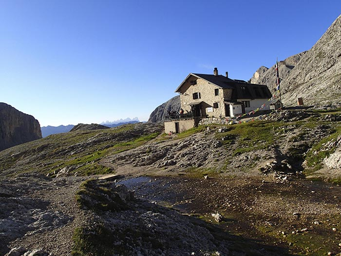 Trekking Dolomiti: Rifugio Antermoia