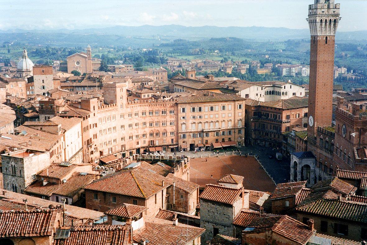 Siena: Piazza del Campo