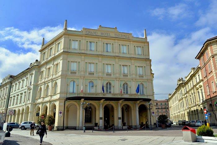 Grand Hotel Terme Acqui Terme