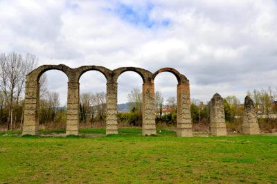 Acqui Terme, Acquedotto Romano