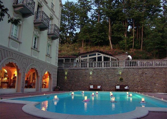 Hotel Roma Imperiale Acqui Terme