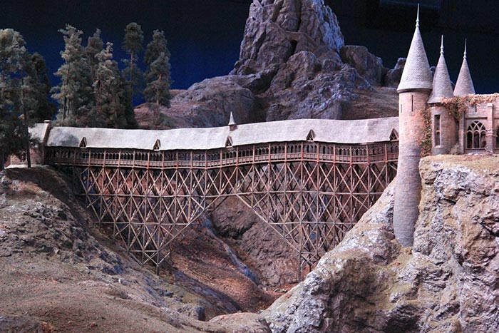 Hogwarts Castle Warner Bros Studios